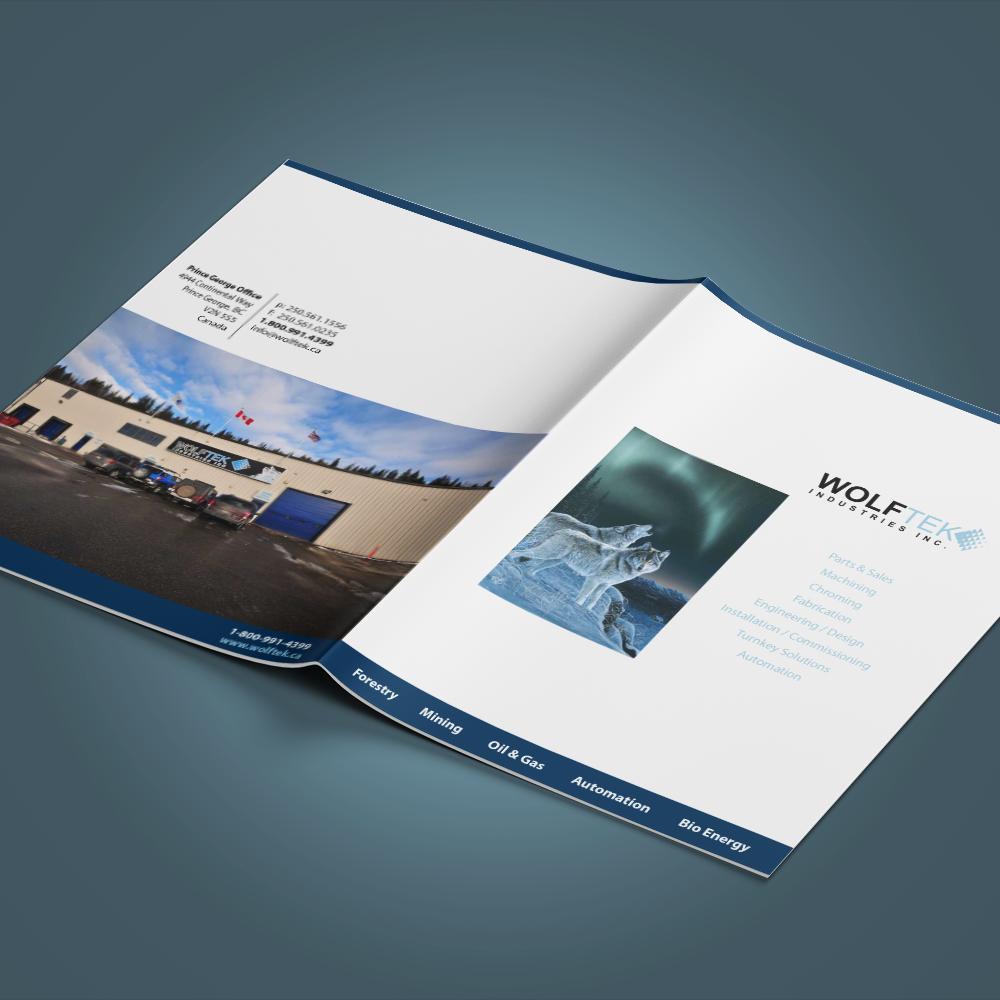 Wolftek Services Brochure