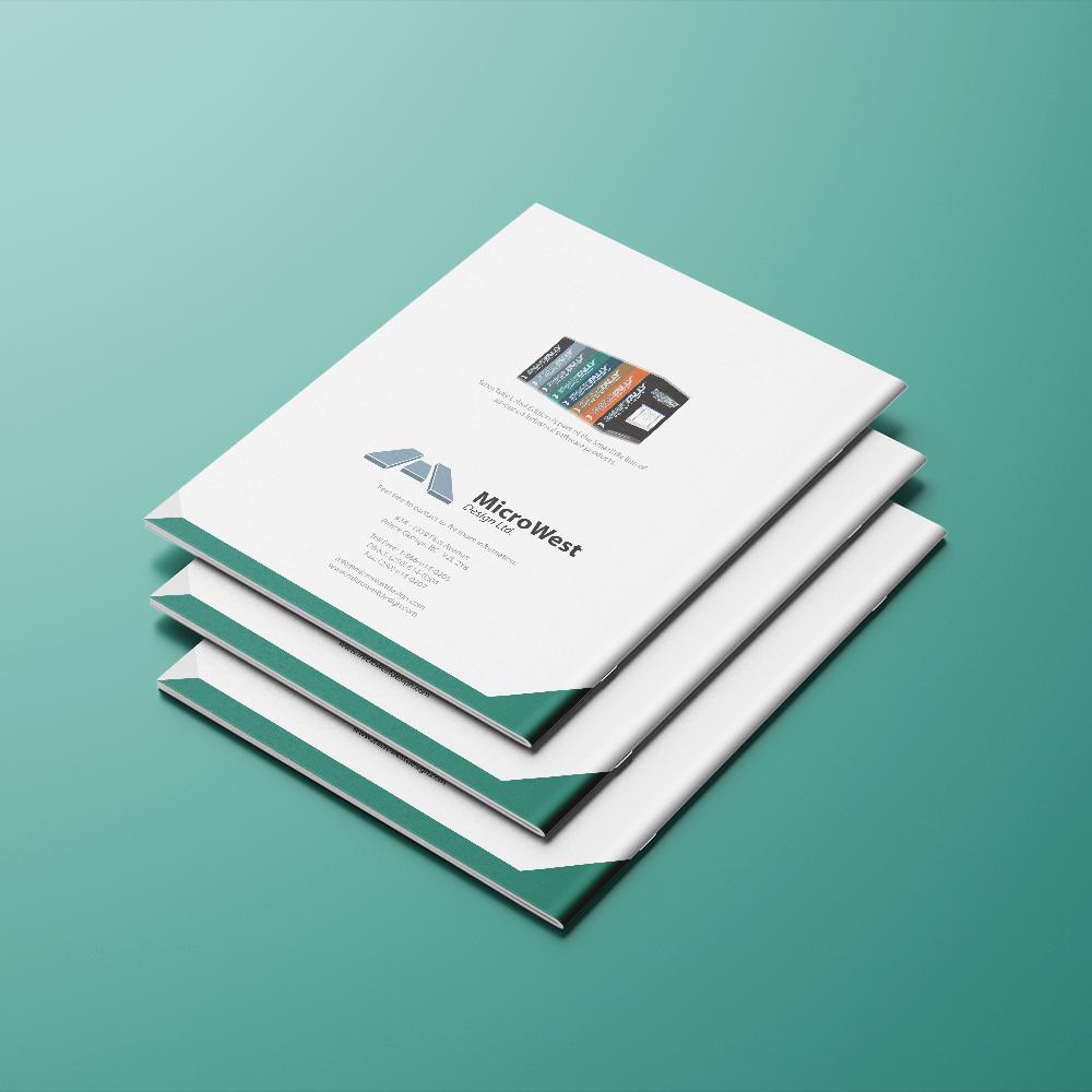 SmarTally Label Printing Edition brochure