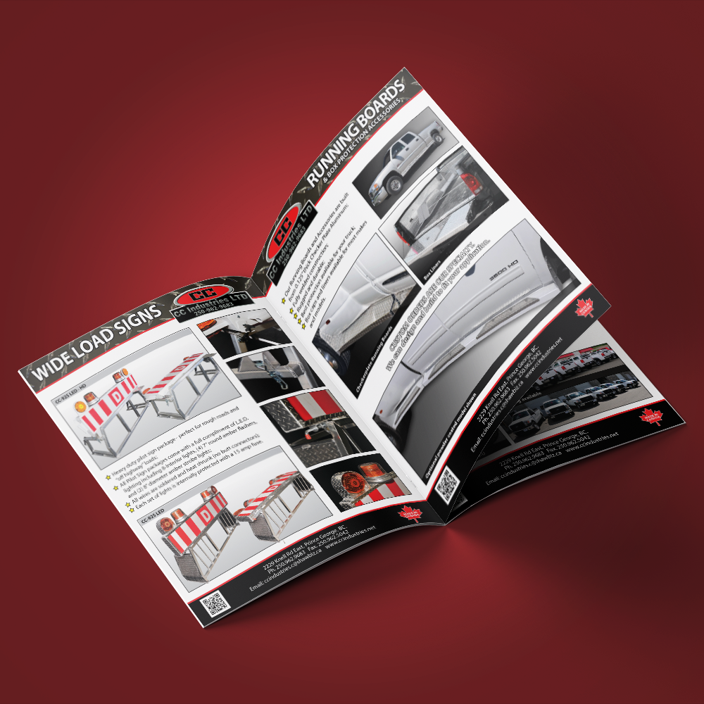 CC Industries Product Catalogue